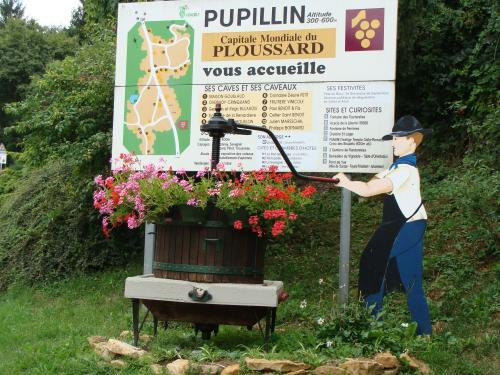 Pupillin - Tourism, holidays & weekends guide in the Jura