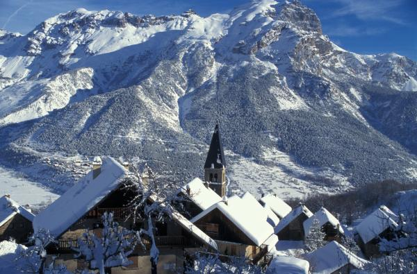 Puy-Saint-Vincent - Tourism, holidays & weekends guide in the Hautes-Alpes