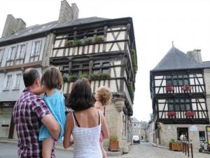 Place 1830 - timbered houses of the sixteenth century