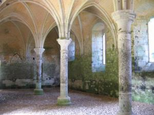 Abbey - Chapter House (XIII c.)