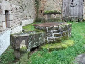 Old wells and watering