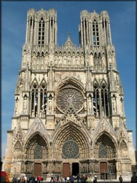 Reims - Tourism, holidays & weekends guide in the Marne