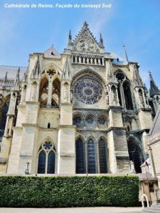 Reims - Tourism & Holiday Guide
