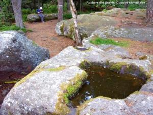Taennchel - Rocks Giant (stone basins)