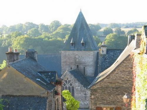 Rochefort-en-Terre - Tourism, holidays & weekends guide in the Morbihan
