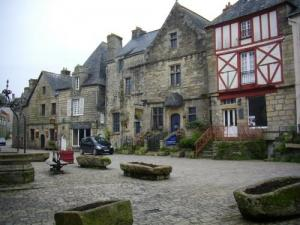 Village Rochefort-en-Terre