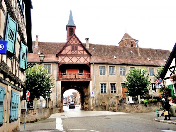 Rosheim - Tourism, holidays & weekends guide in the Bas-Rhin