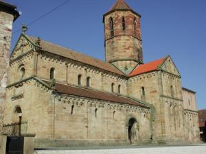 Church of Saints Peter and Paul, Romanesque