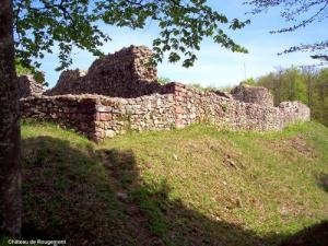 Castillo Rougemont - Pared Sur
