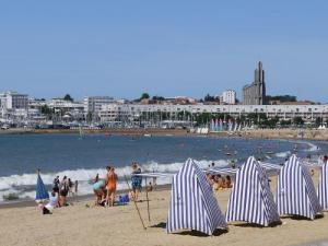 Grande Conche beach - Royan