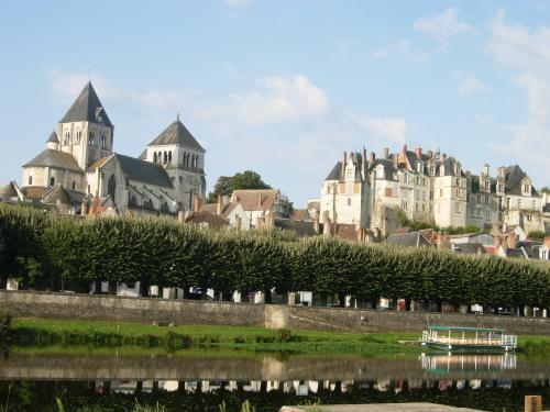 Hotel Restaurant St Aignan Sur Cher