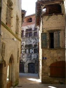 Old Town Saint-Antonin-Noble-Val