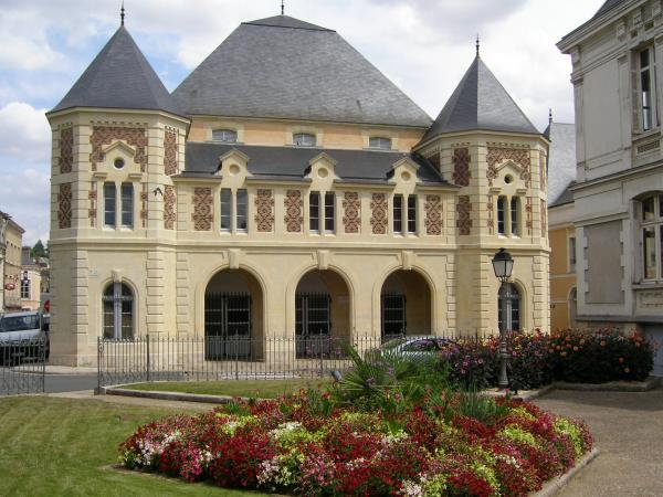 Saint-Calais - Tourism, holidays & weekends guide in the Sarthe