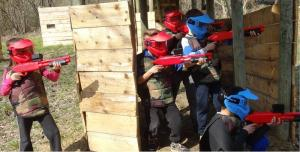 Paintball - Familia