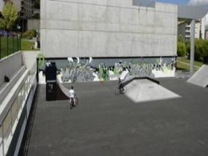 Skate park of Saint-Chamond