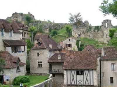 Saint Cirq Lapopie Tourisme Vacances Week End