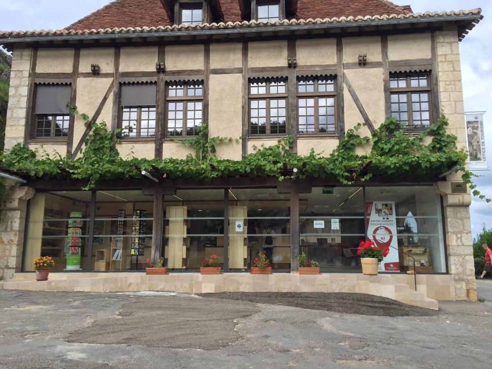 Photos saint cirq lapopie guide tourisme vacances - Saint nicolas de veroce office du tourisme ...