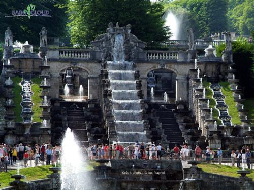 Cascade Park Saint-Cloud