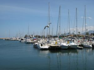 Third marina in Europe