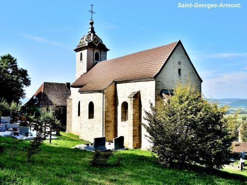 Photos saint georges armont tourisme vacances week end for Garage du coteau villeneuve saint georges