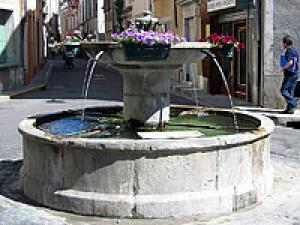 Fontaine (© Jane Davy CG 30)