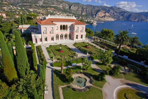 Saint jean cap ferrat tourisme vacances week end - Office de tourisme saint jean cap ferrat ...