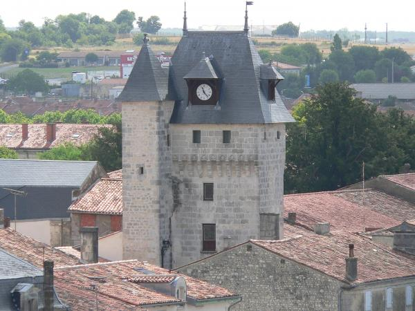 Saint-Jean-d'Angély - Tourism, holidays & weekends guide in the Charente-Maritime