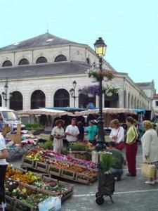 market: Wednesday and Saturday morning