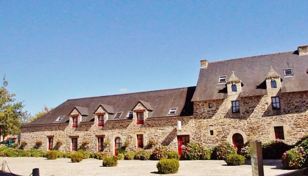 Saint-Laurent-sur-Oust - Tourism, holidays & weekends guide in the Morbihan