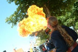 Street Entertainments - Saint-Lyphard Bourg in July and August