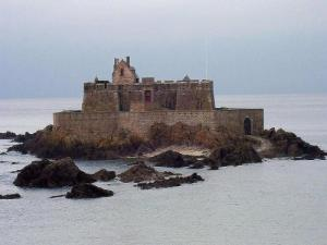 Fort National aan Saint-Malo