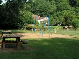 Picnic area and games