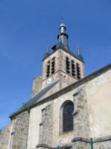 Church Saint-Martin-d'Ablois