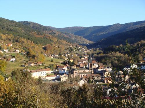 Saint-Maurice-sur-Moselle - Tourism, holidays & weekends guide in the Vosges