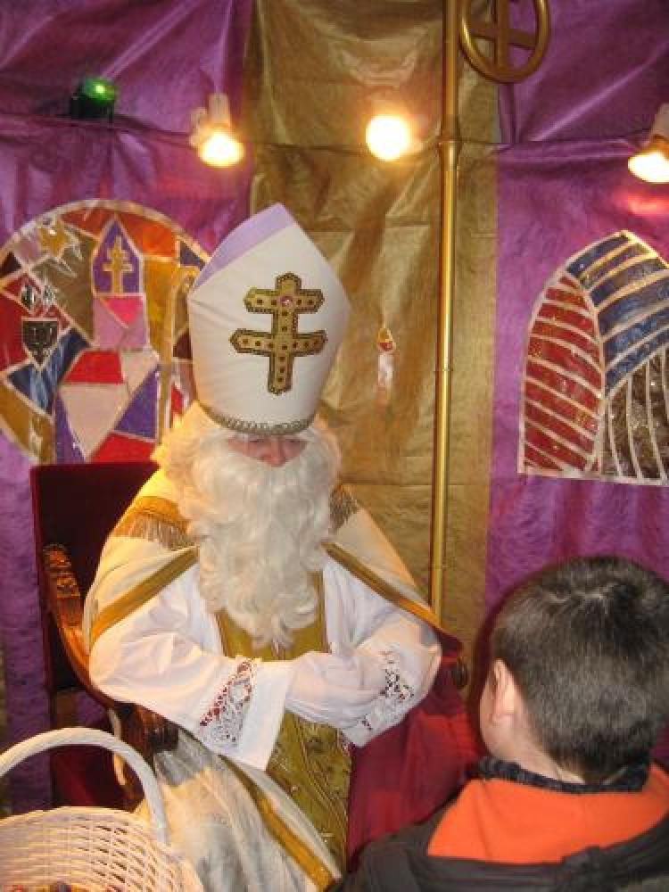 Saint-Nicolas-de-Port - Celebrations of Saint Nicolas - Meeting with St Nicolas