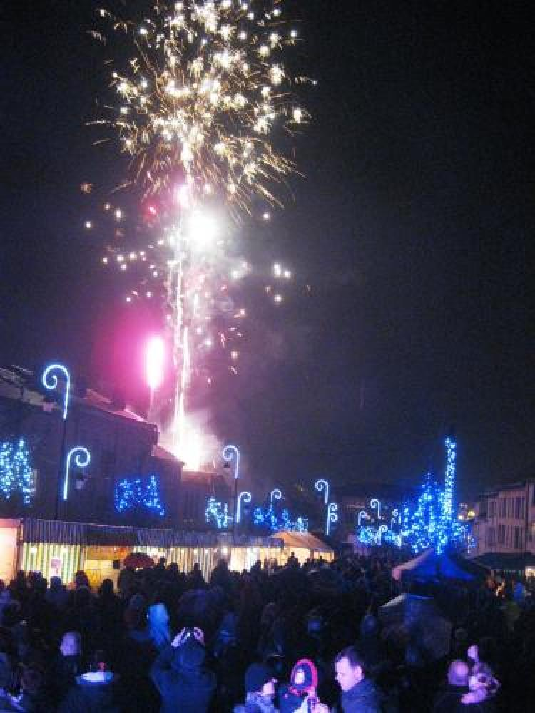Saint-Nicolas-de-Port - Celebrations of Saint Nicolas - Fireworks