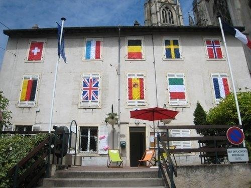 Office de tourisme de saint nicolas de port point - Clinique veterinaire saint nicolas de port ...