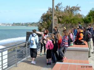 Saint pair sur mer tourisme vacances week end - Office du tourisme de granville ...