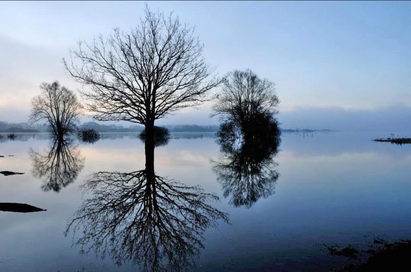 Lac de grand lieu site naturel saint philbert de grand for Piscine saint philbert de grand lieu