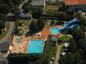 View Of The Aquamonts Water Park