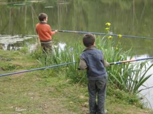 Fishing Pond Menasse