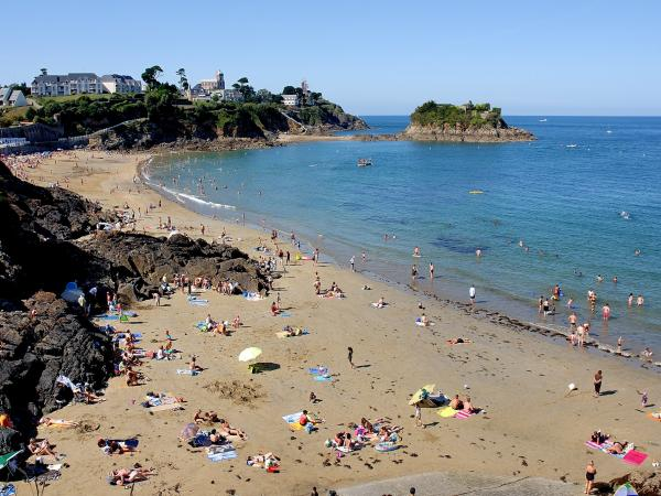 Saint-Quay-Portrieux - Tourismus, Urlaub & Wochenenden
