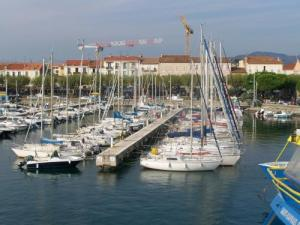 Santa Lucia yachting haven