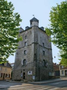 Le beffroi, Office de Tourisme