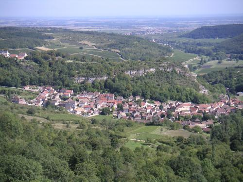 Saint-Romain - Tourism, holidays & weekends guide in the Côte-d'Or