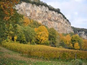 The mountains of Bugey