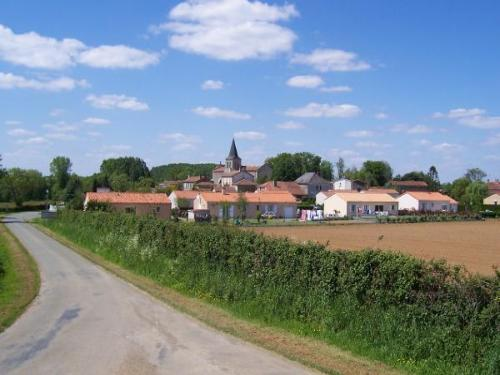 Saint-Sulpice-en-Pareds - Tourism, holidays & weekends guide in the Vendée
