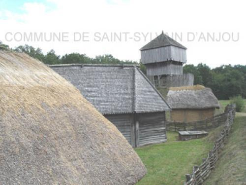 Saint-Sylvain-d'Anjou - Tourism, holidays & weekends guide in the Maine-et-Loire
