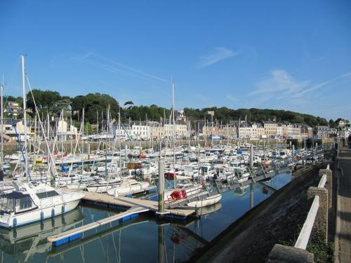 Photos saint valery en caux tourisme vacances week end - Port de plaisance saint valery en caux ...