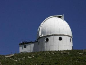 Dome of the Châteaurenard Observatory